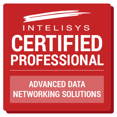 Advanced Data and Networking Solutions Certification